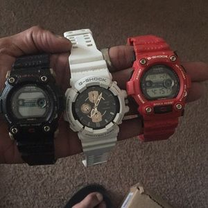 Other - G Shock watches